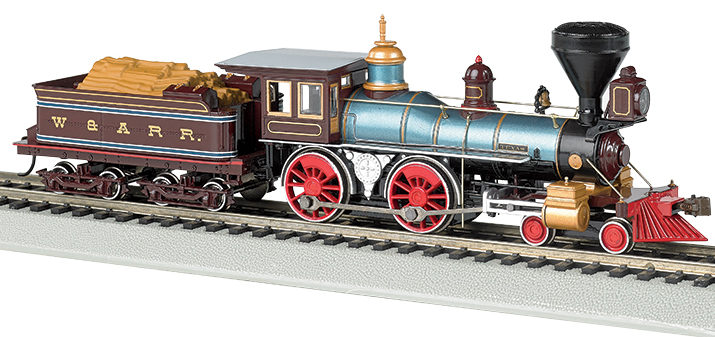 Model Electric Trains