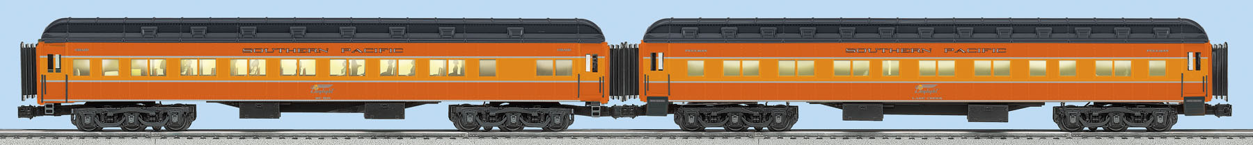 "Lionel 6-25507 SP Lines Heavyweight 2 pack ""Daylight"""