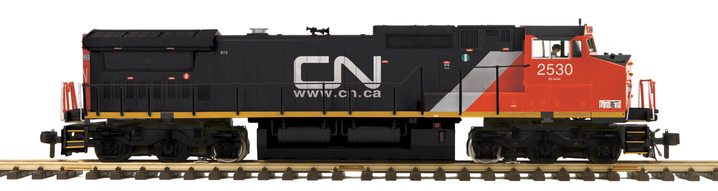 Railking Dash-8 Diesel Engine Canadian National 70-2126-1