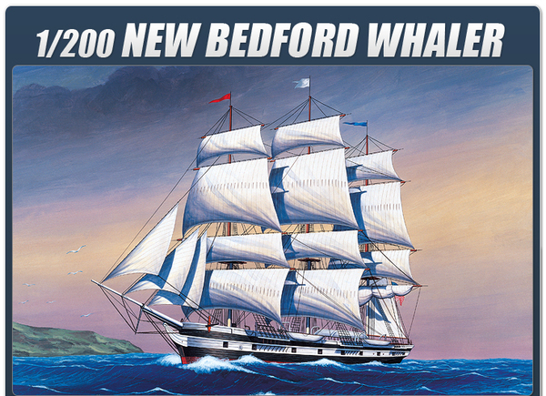 1/200 New Bedford Whaler Academy 14204