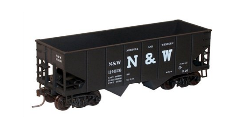 Accurail 80709 USRA TWIN HOPPER N&W, HO