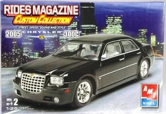 1/25 2005 Chrysler 300C