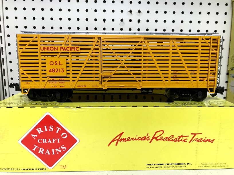 Aristocraft 55497 Union Pacific Stock Car