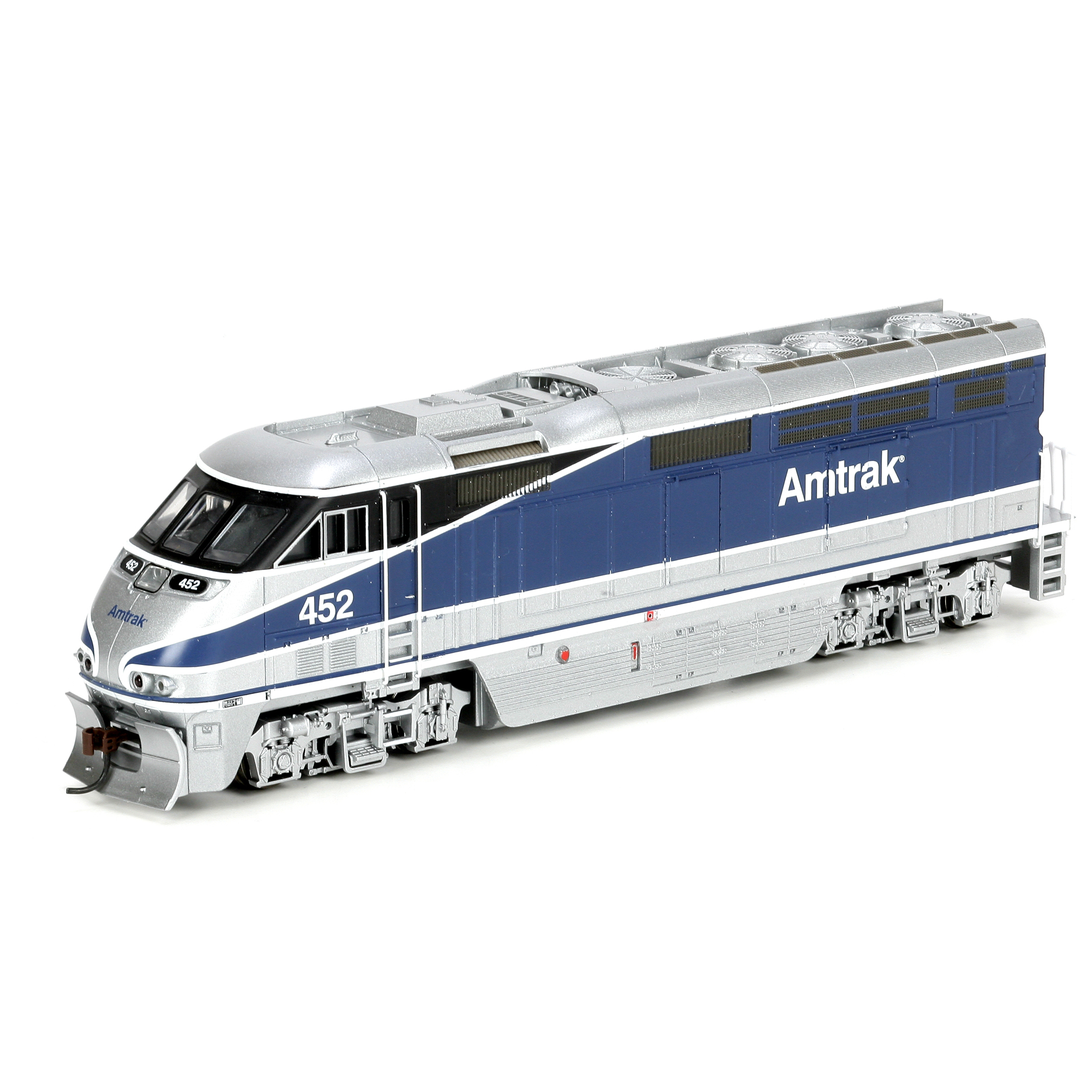 HO RTR F59PHI, Amtrak West #452