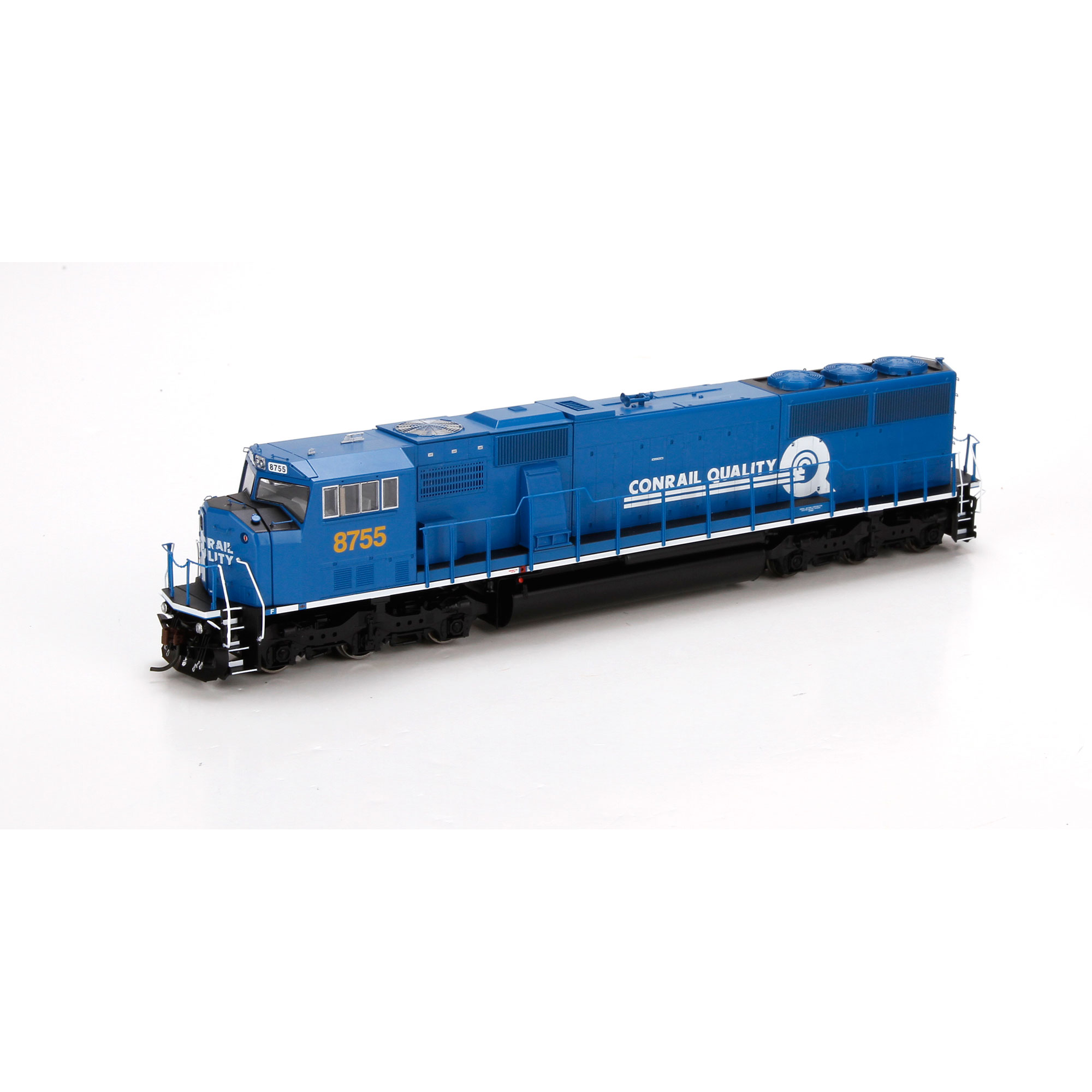 HO SD60I w/DCC & Sound, CSX/ex-CR #8755