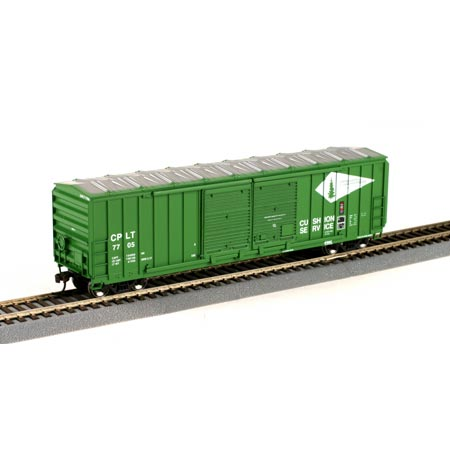 HO RTR 50' FMC 5283 Double Door Box, CPLT #1