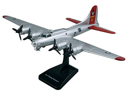 InAir E-Z Build Model Kit - B-17 Flying Fortress, Silver