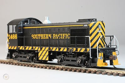 Southern Pacific #1466 - ALCO S4 (HO Scale)