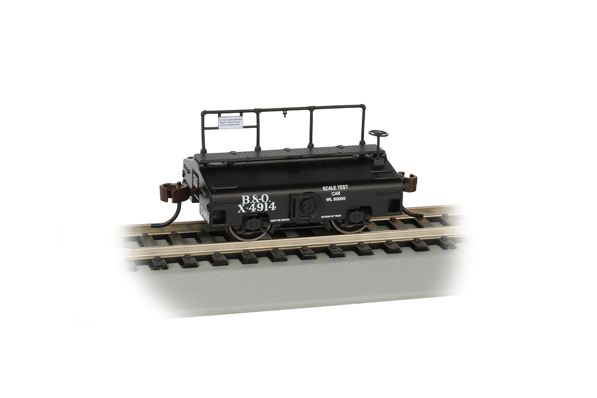 Baltimore & Ohio® - Test Weight Car (HO Scale)