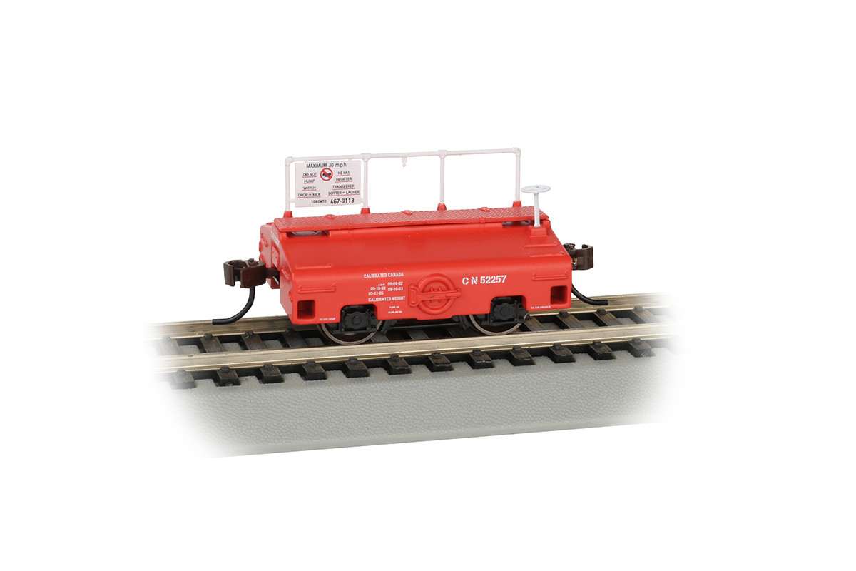 Canadian National - Test Weight Car (HO Scale)