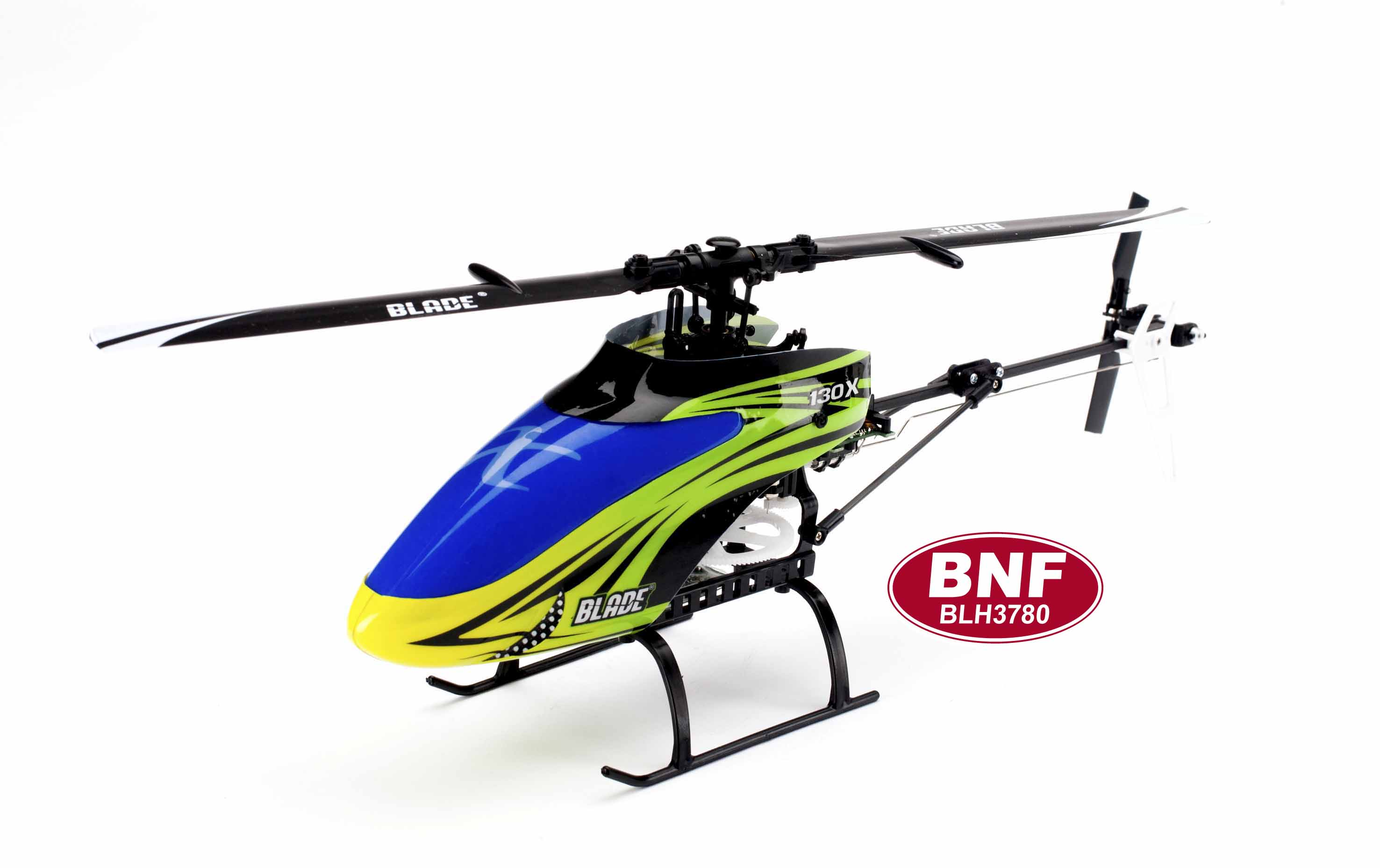 BLH3780 Blade 130 X BNF with AS3X® Technology
