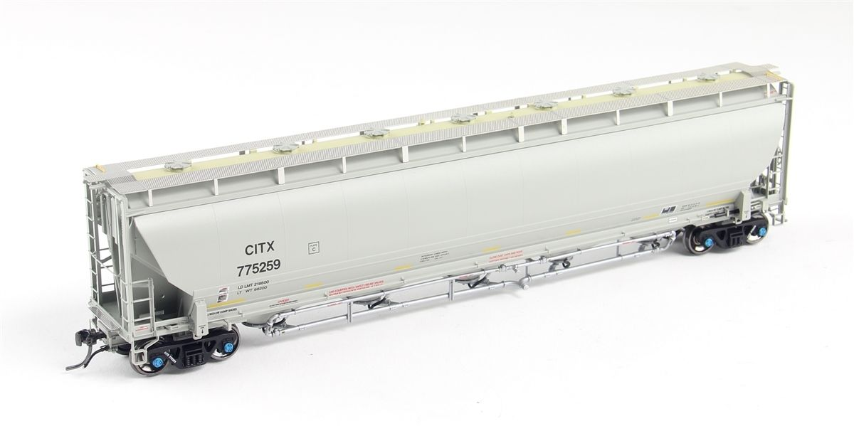 HO Scale Trinity 5660 PD Covered Hooper #775352