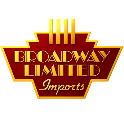 Broadway Limited (HO)