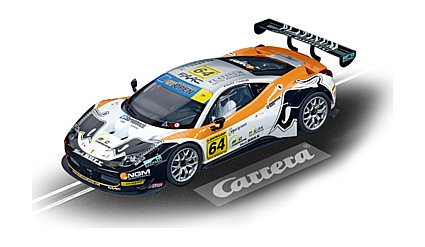 No.23811 Ferrari 458 Italia GT3 Black Bull Racing, No.64