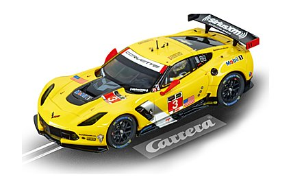 "No.23818 Chevy Corvette C7.R ""No.3"", Digital 1/24 w/ Lights"