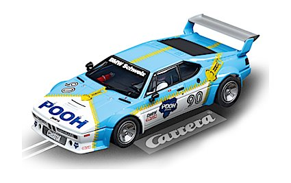 "No.23828BMW M1 Procar ""Sauber Racing, No.90"""