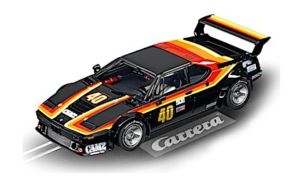 "No.23833 BMW M1 Procar ""No.40"", Digital 124 w/Lights"
