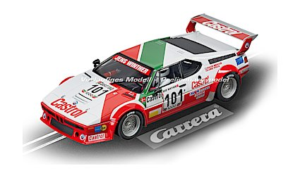 "No.23842 BMW M1 Procar ""Team Castrol Denmark, No.101"""