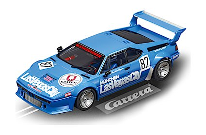"No.23871 BMW M1 Procar ""No.87"", Norisring 1981, Digital 1/24"