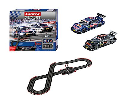 No.30196 DTM Championship Digital 1/32 w/Wireless Controllers