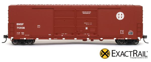 Gunderson 5200 Box Car HO