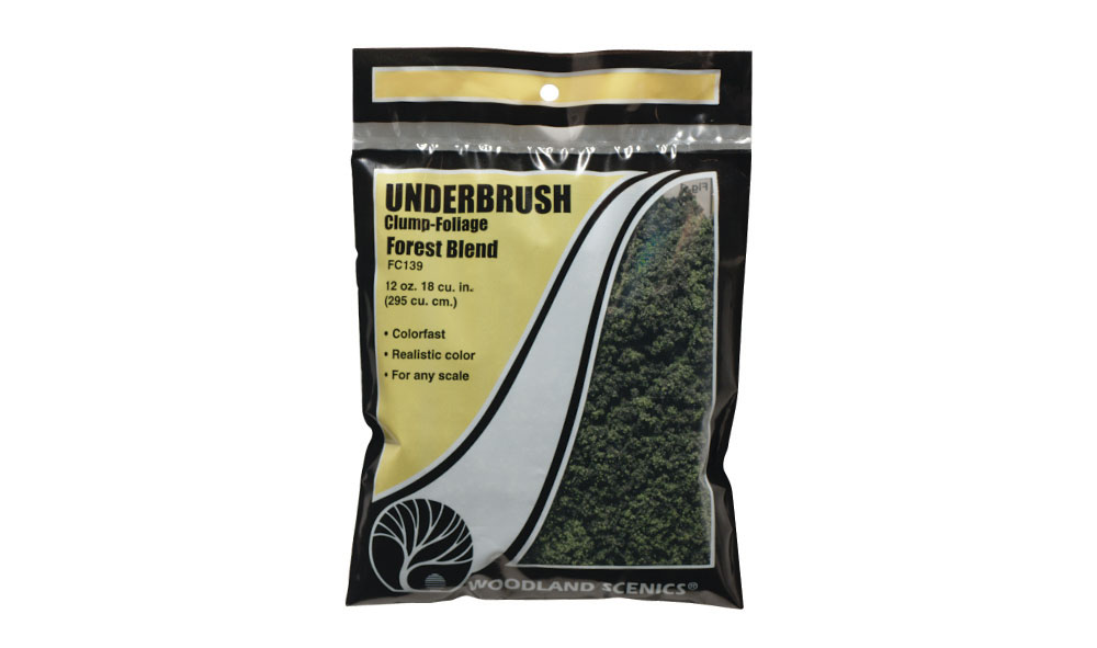 Underbrush Forest Blend Bag