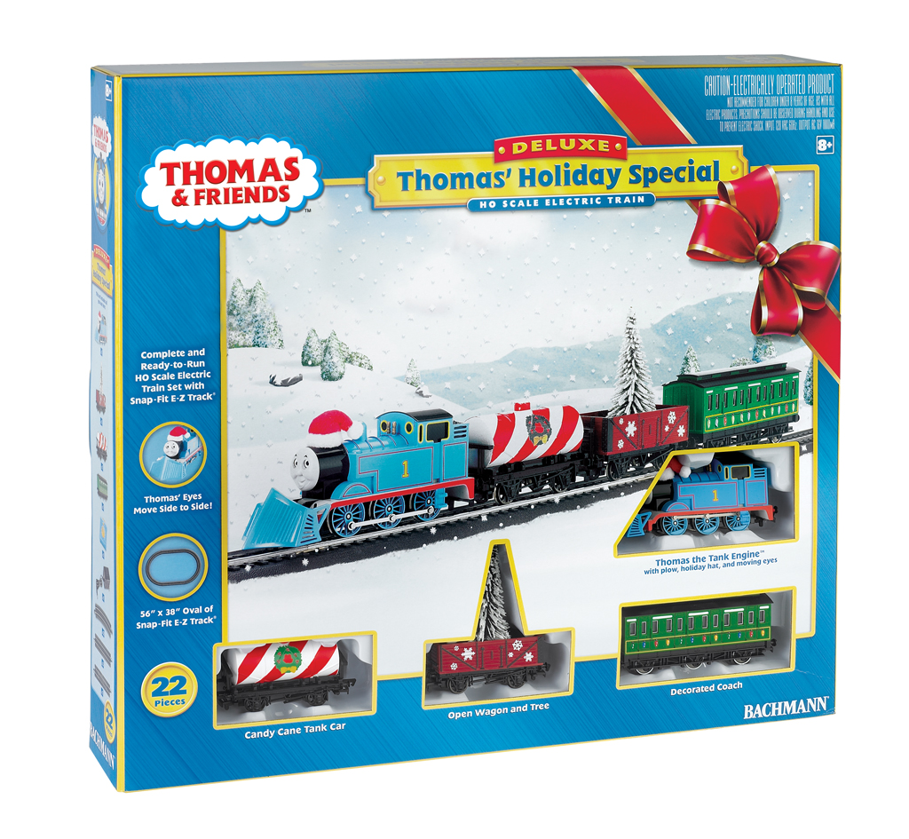 Thomas' Holiday Special - HO Scale Set