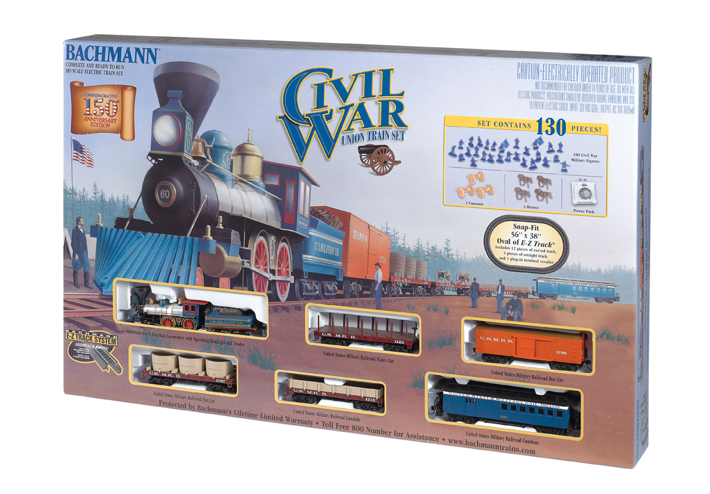 Civil War - Union (HO Scale)