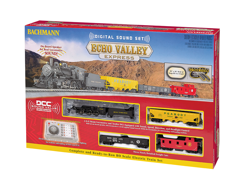 Echo Valley Express with Digital Sound (HO Scale)