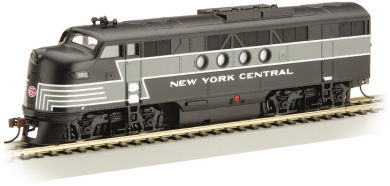 New York Central - FT A-Unit