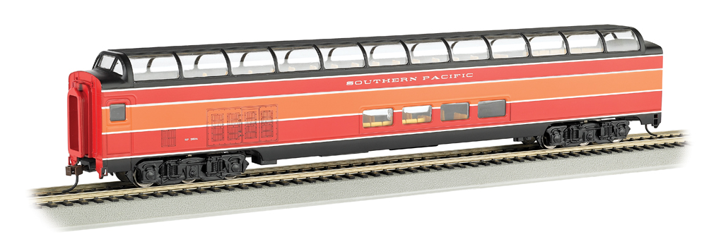 Southern Pacific™ - 85' BUDD Full Dome