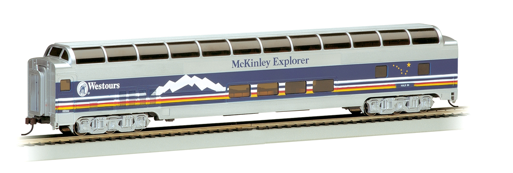 McKinley Explorer - 85' BUDD Full Dome