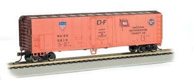 American Refrigerator Transport™ - 50' Steel Reefer