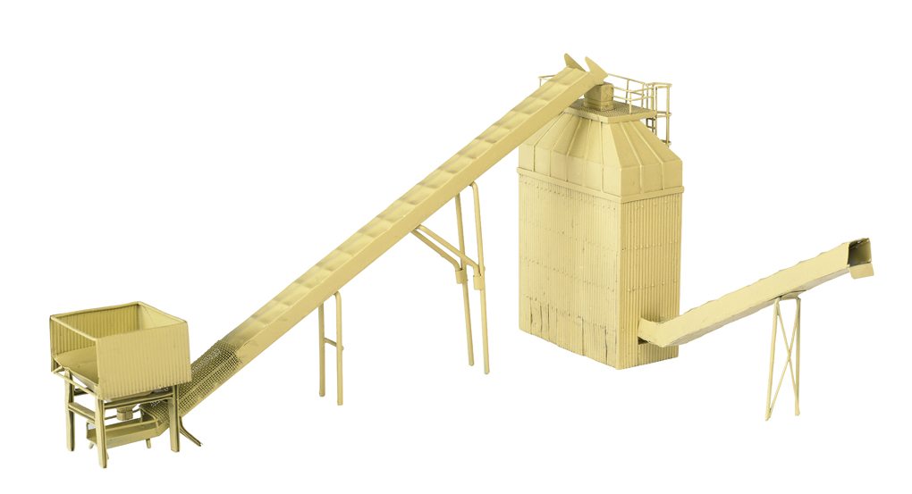 Material Conveyor (HO Scale)