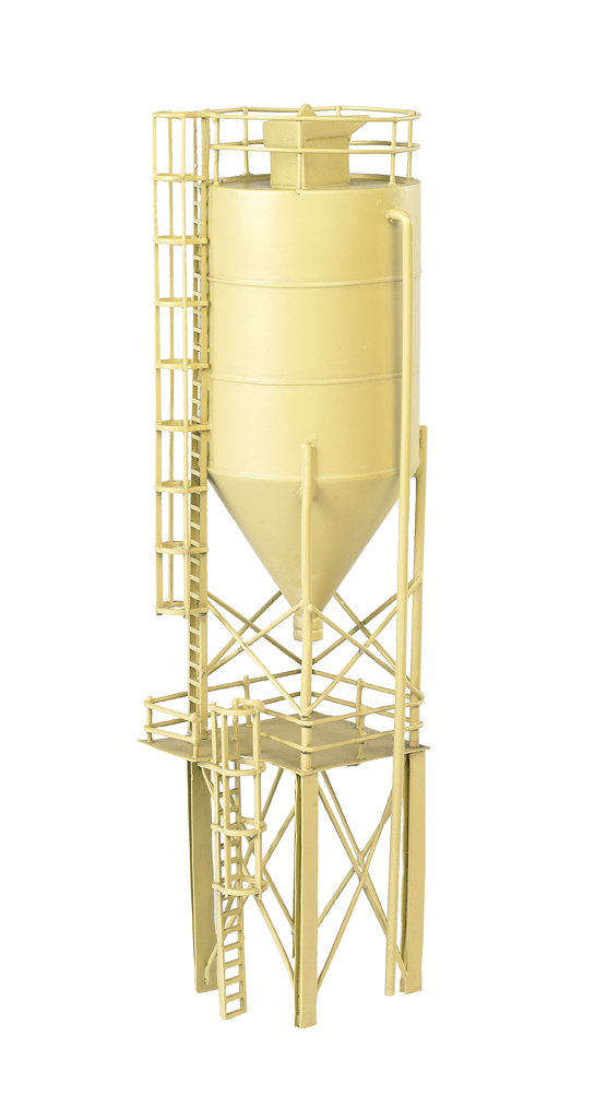Industrial Silo (HO Scale)
