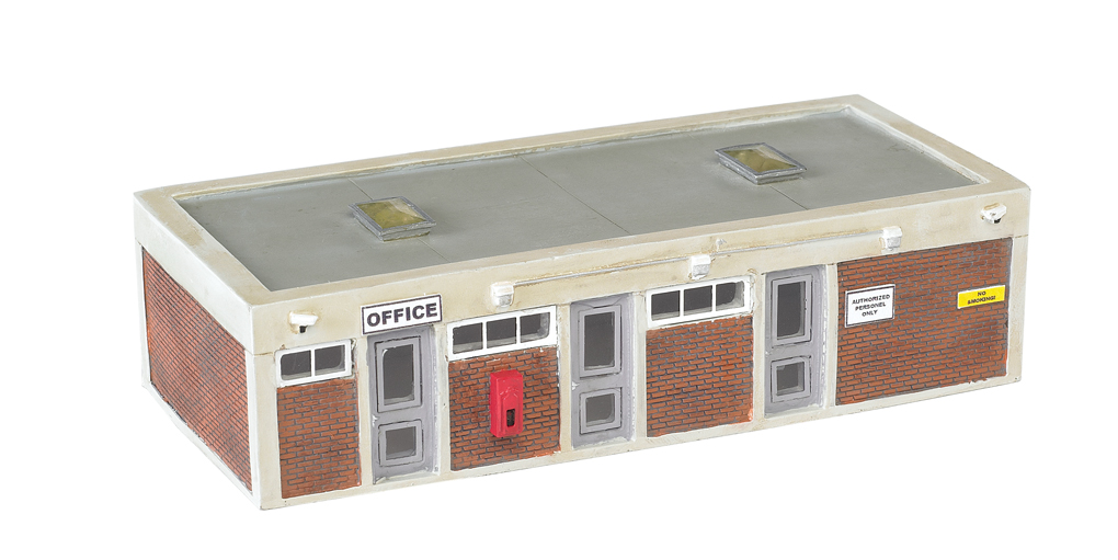 Site Office (HO Scale)