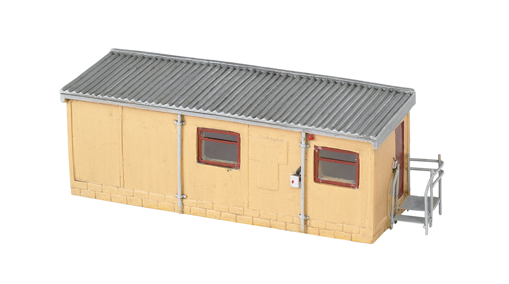 Portable Office (HO Scale)