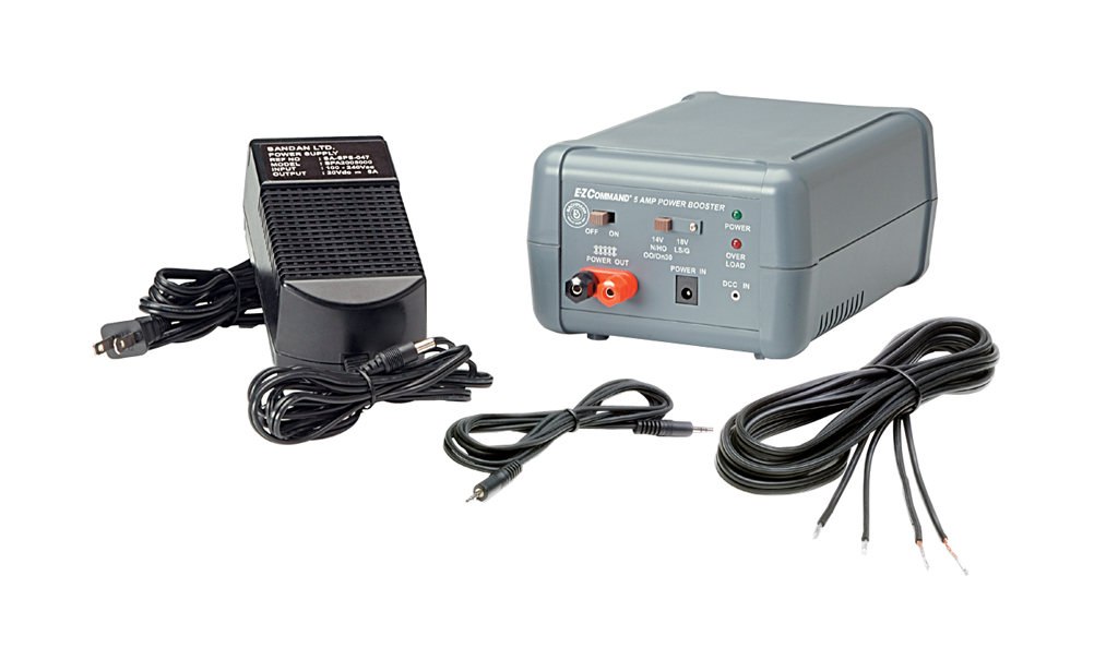 E-Z Command ® 5 Amp Power Booster