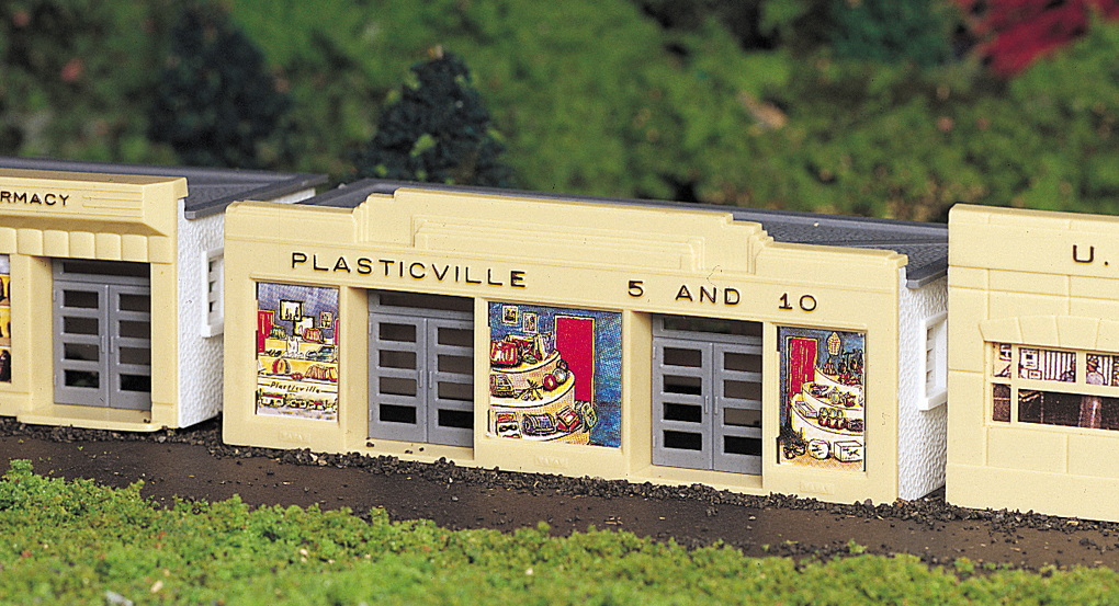 5 & 10 Store (HO Scale)