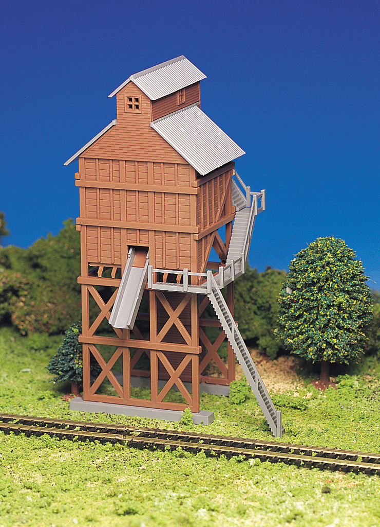 Coaling Station (HO Scale)