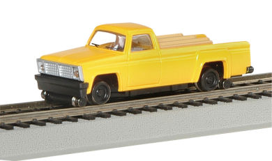 Highrailer Pick-up Truck (HO Scale)