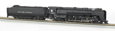 New York Central #6009 4-8-4 Niagara