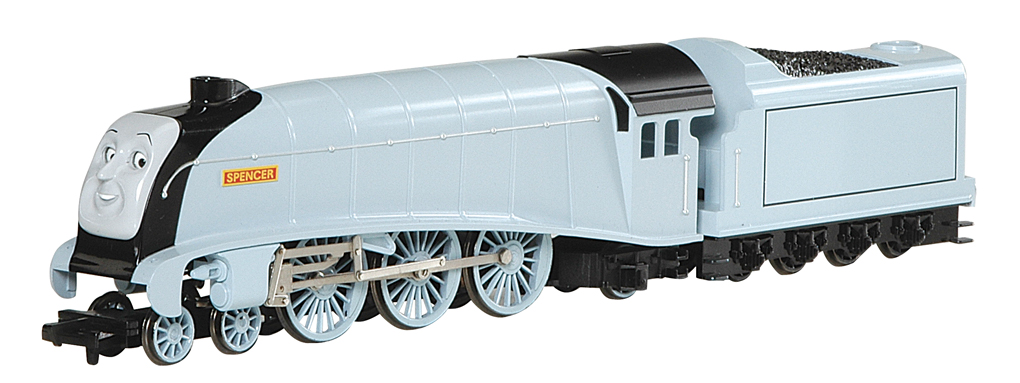 Spencer (with moving eyes) (HO Scale)