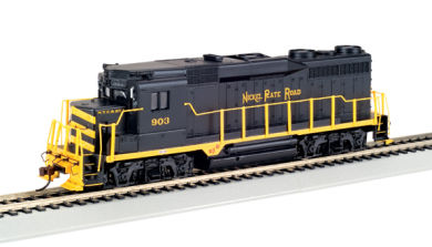 Nickel Plate #903 - GP30 - DCC