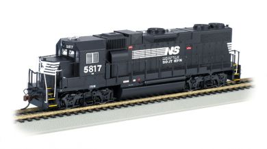 Norfolk Southern #5817 - GP38-2 - DCC