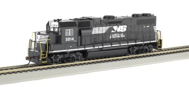 Norfolk Southern #5814 (Thoroughbred) - GP38-2