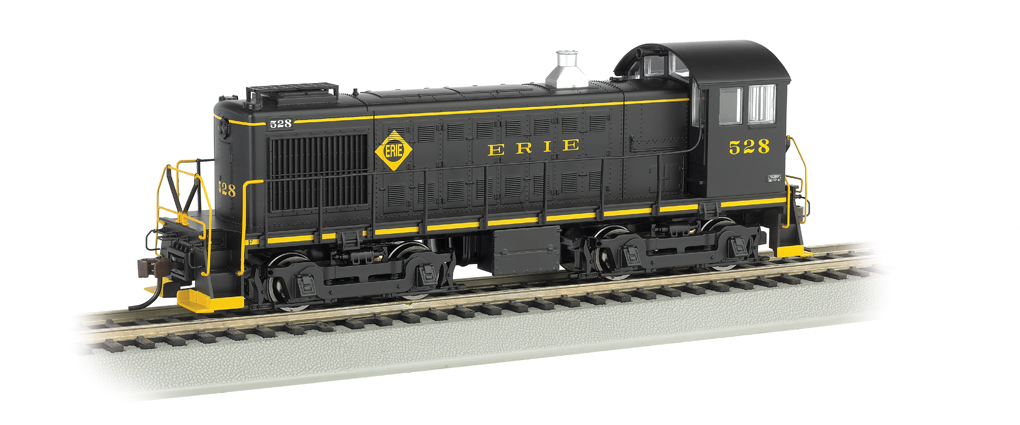 Erie #528 - ALCO S4 (HO Scale)