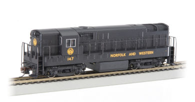 Norfolk & Western #146 - Fairbanks-Morse H16-44