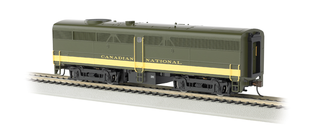 Canadian National - ALCO FB-2 (HO Scale)