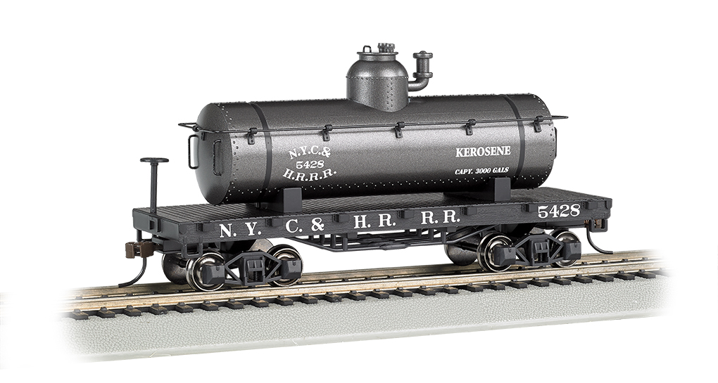 NYC Lines - Old-Time Tank Car (HO Scale)